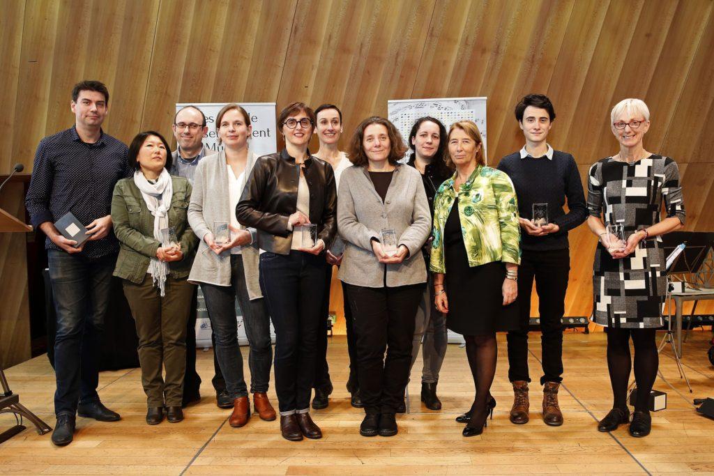 Les laureats de Prix de l'Enseignement Musical 2017